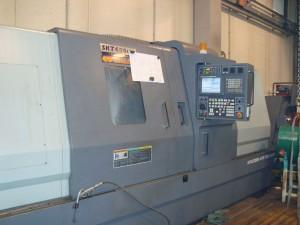 macchinari TORNIO HYUNDAY KIA SL 400